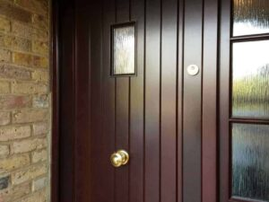 We offer a large range of contemporary doors in quality engineered timber.