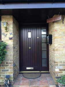 Our high quality timber doors are built to last and with traditional craftsmanship at their core.