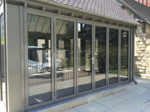Newlite have many years experience supplying and fitting bifolding doors. Let us help you choose yours.