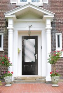 Newlite offer a complete range of stunning entrance doors to create a welcoming, warm and secure entrance.