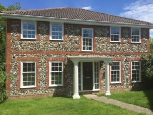 Sliding Sash windows can offer all the original features of old timber windows.