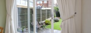 You can incorporate swing, sliding or even bifolding doors into your new porch.