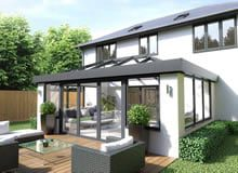 new orangery and conservatory in sussex